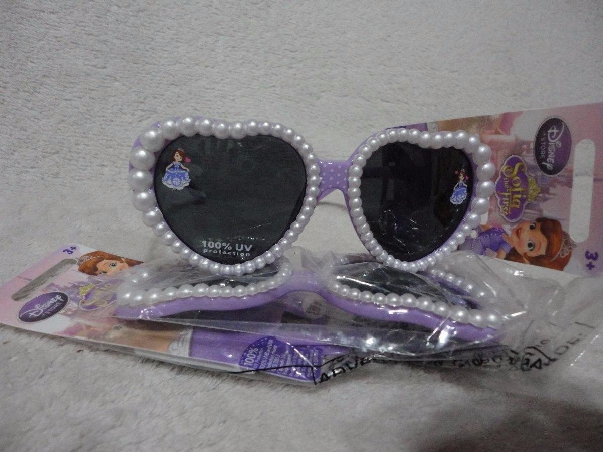 87db124cbbd9b oculos de sol infantil princesa sofia disney com uva e uvb. Carregando zoom.