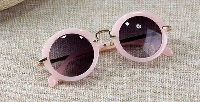 Óculos De Sol Infantil Pronta Entrega Criança Importado - R  52,90 ... f1f140b3ae