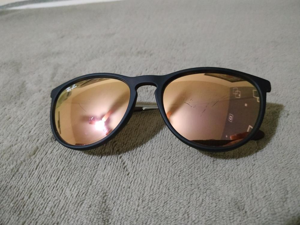 db458e9c4fb93 oculos de sol infantil ray ban junior marrom rj9060s origina. Carregando  zoom.