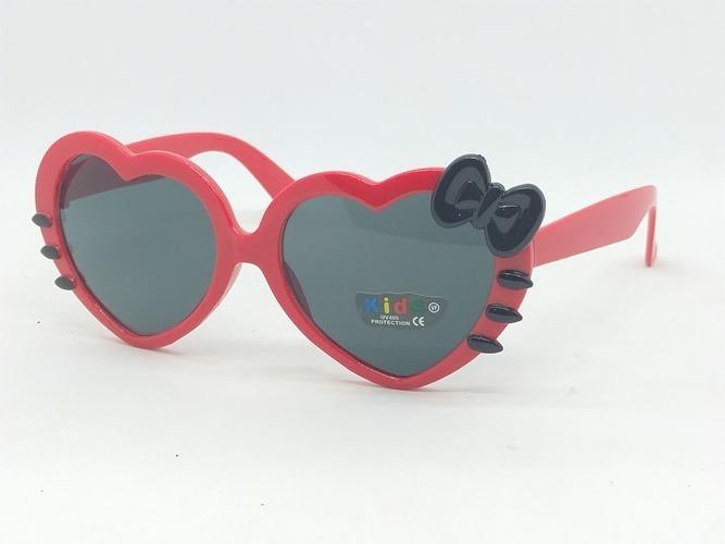 Óculos De Sol Infantil Verão Bebê Gatinha Menina Vermelho - R  32,49 em  Mercado Livre 561e2cf664
