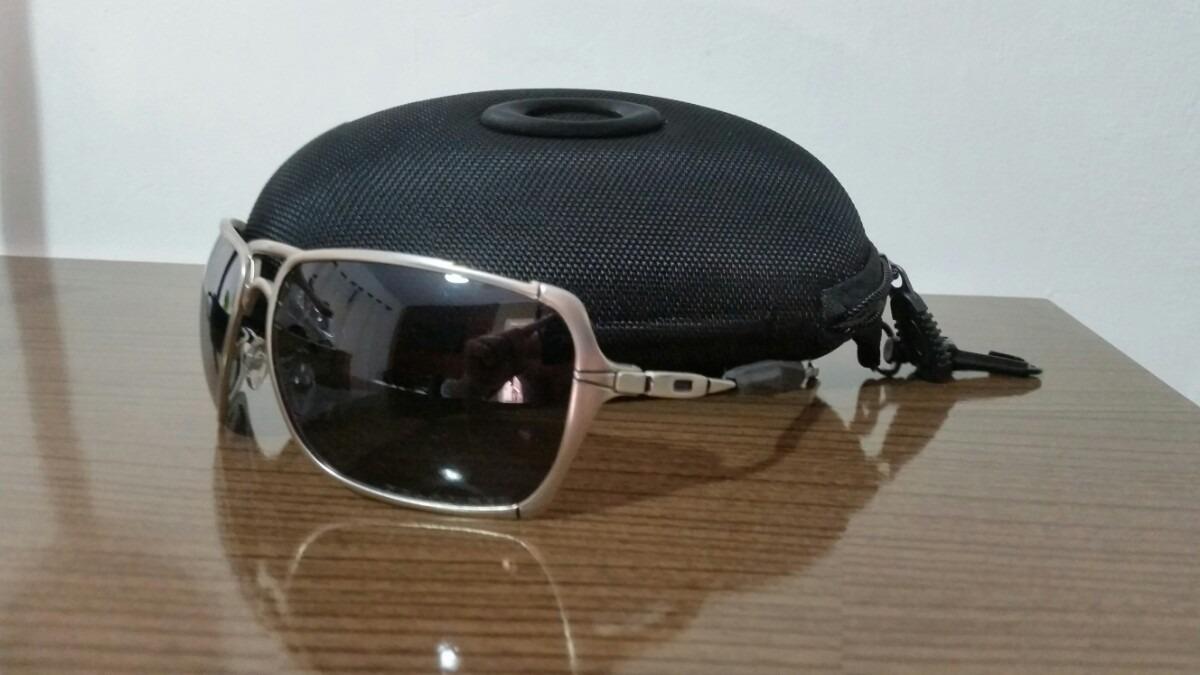 óculos de sol inmate probation masculino metal oakley. Carregando zoom. b3eeeb7959