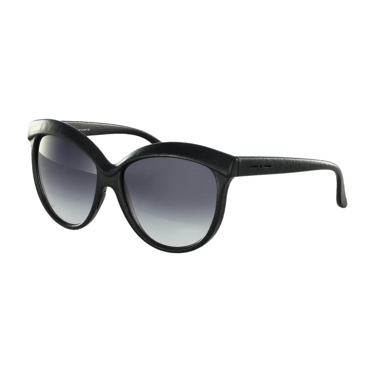 b50af904354d7 óculos de sol italia independent gatinho preto. Carregando zoom.