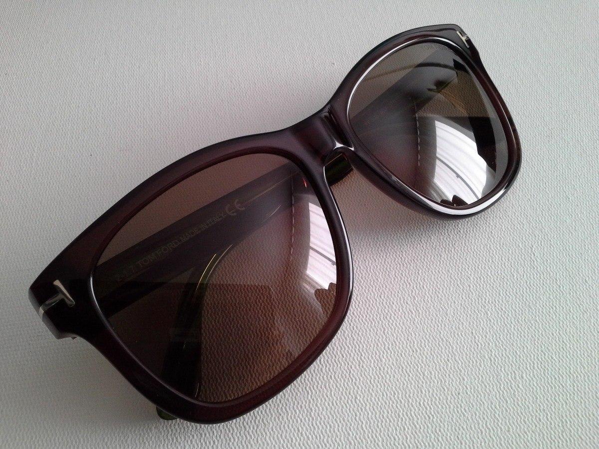 8633f7fbcc9a0 óculos de sol italiano tom ford original novo. Carregando zoom.