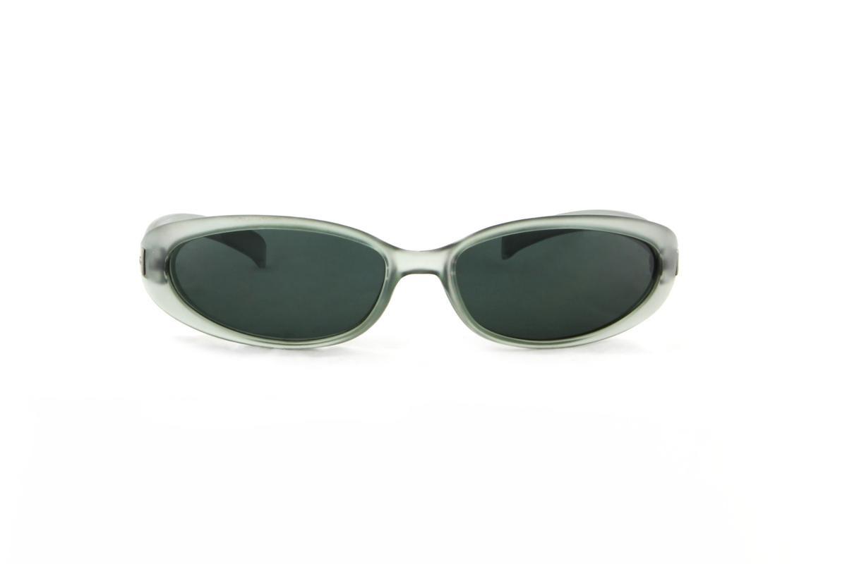 5251bb087 Óculos De Sol Jean Monnier Acetato Verde Água Lente Preta - R$ 90,00 ...