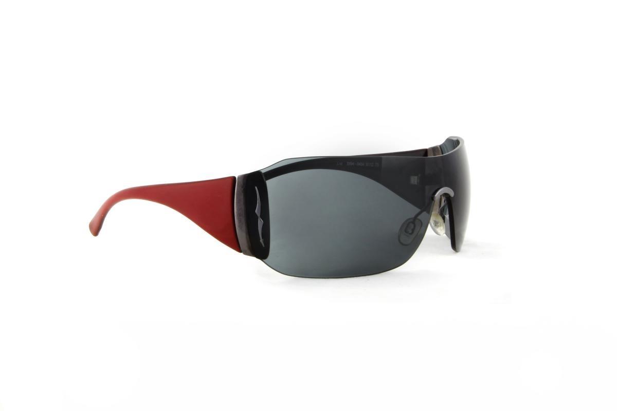 038159505 óculos de sol jean monnier acetato vermeto lente preta. Carregando zoom.
