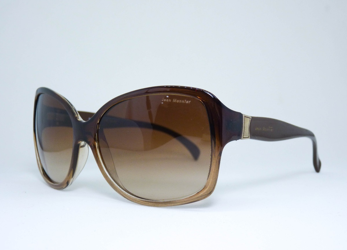 9235af4b4 Óculos De Sol Jean Monnier - Feminino Marrom - R$ 399,00 em Mercado ...