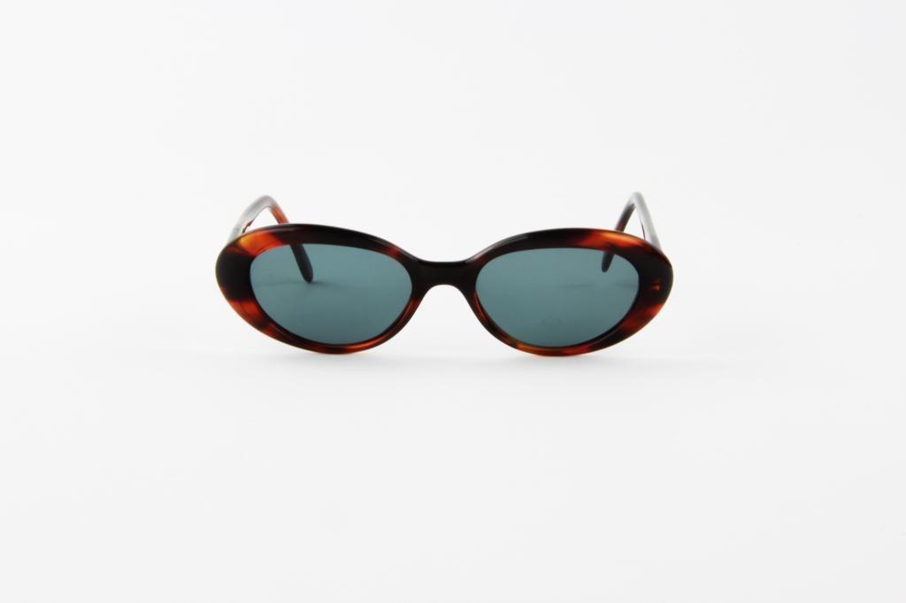 36ccfa14d Óculos De Sol Jean Monnier Marrom Tartaruga Lente Preta - R$ 65,00 ...
