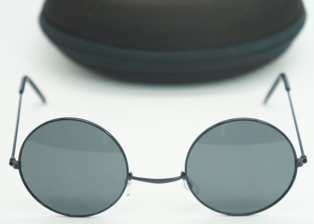 oculos de sol john lennon round preto masculino feminino. Carregando zoom. 17bc9b3a85