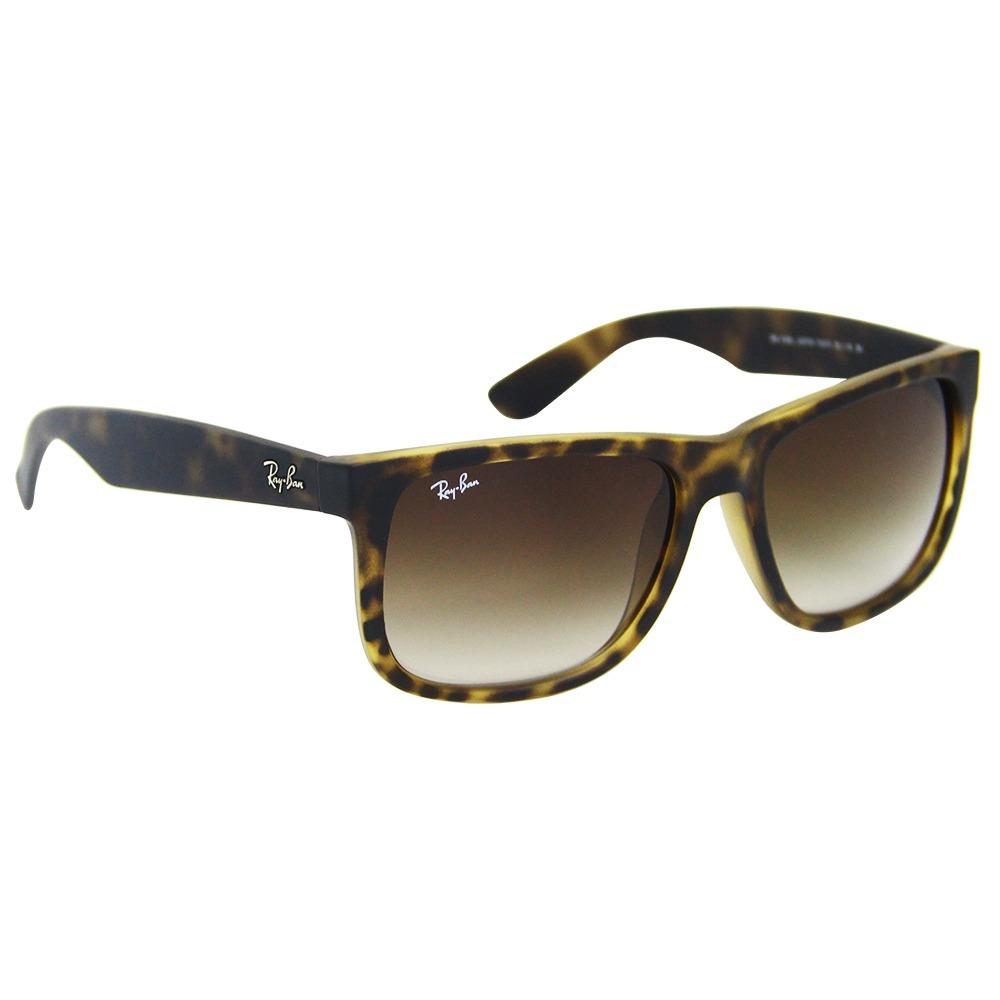 a9acd0a3f Óculos De Sol Justin 4165 Ray Ban - Original - R$ 439,99 em Mercado ...