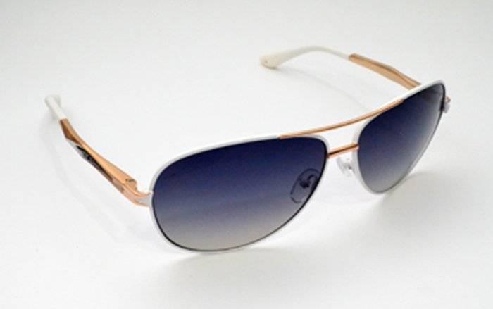 Óculos De Sol Keeper Metal Dourado Kw7540 Médio Feminino - R  368,00 ... 1bdff4fcfc