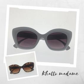 d823af41f Oculo Sol Madame Feminino - Óculos no Mercado Livre Brasil