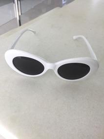 17893d79a Óculos De Sol Kurt Cobain, Uv400 Arredondado + Capinha.