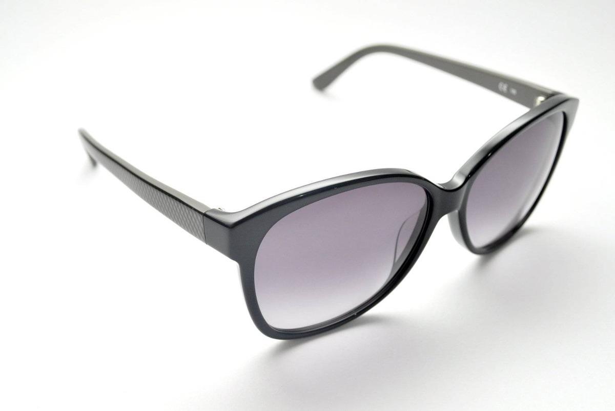 d7ea6614e5cc8 Óculos De Sol Lacoste Acetato Preto L710s Médio - R  642