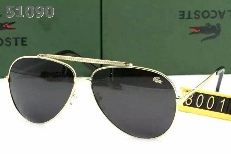588efb5d85e1a Óculos De Sol Lacoste Aviador Completo - R  169