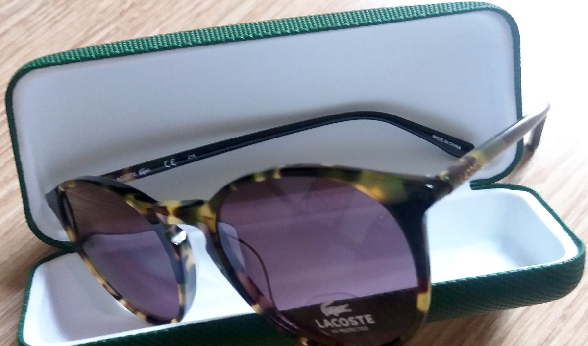 Óculos De Sol - Lacoste L 786s - Unissex - R  395,00 em Mercado Livre 010f22cd14
