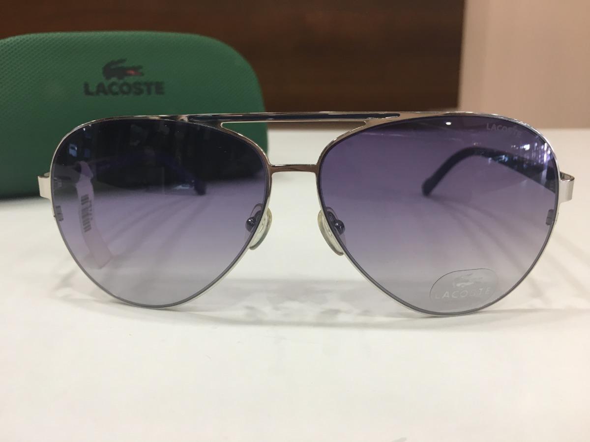 70b6029810055 Óculos De Sol Lacoste