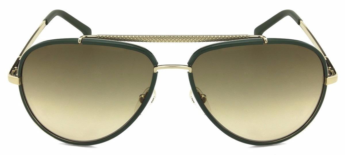 60ef1bbdd3283 Oculos De Sol Lacoste L152s - Prata verde - 718 58 - R  259