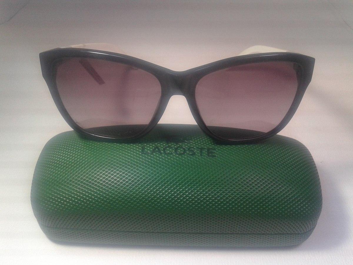 943052c7080ed óculos de sol lacoste l2691s 001 preto - 55x18 ref 101. Carregando zoom.