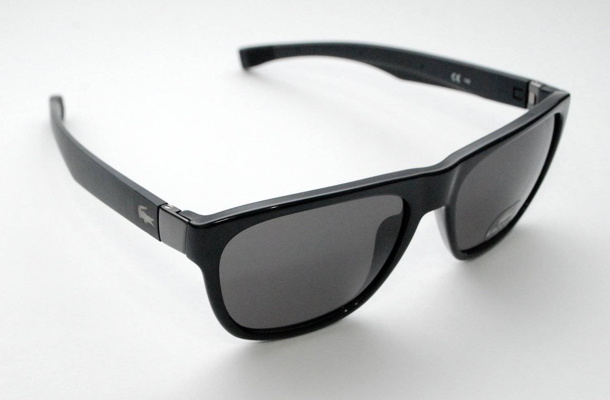 Óculos De Sol Lacoste L664s Preto - R  544,00 em Mercado Livre 6c94bfd200