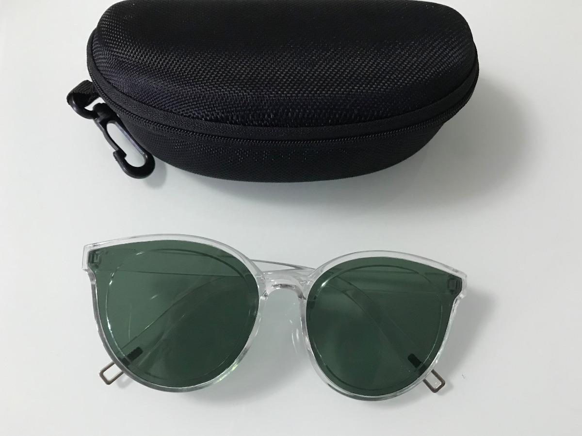 fbd3fabb16acf óculos de sol lente colorida transparente. Carregando zoom.