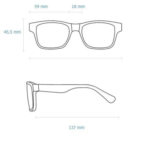 c818f9ac21425 Óculos De Sol Lente Polarizada Oakley Holbrook - R  69