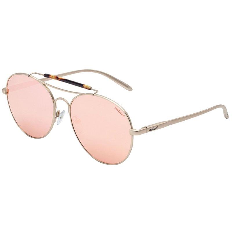 7d8b1e208 Óculos De Sol Lente Rosê Armação Dourado Fosco Colcci - R$ 169,90 em ...