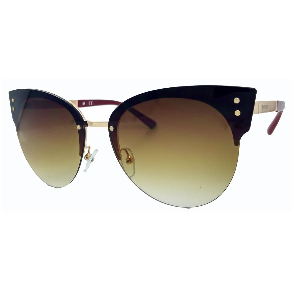 9a8e7f7f4de7d óculos de sol lente uva fashion marrom degradê flat garnet. Carregando zoom.