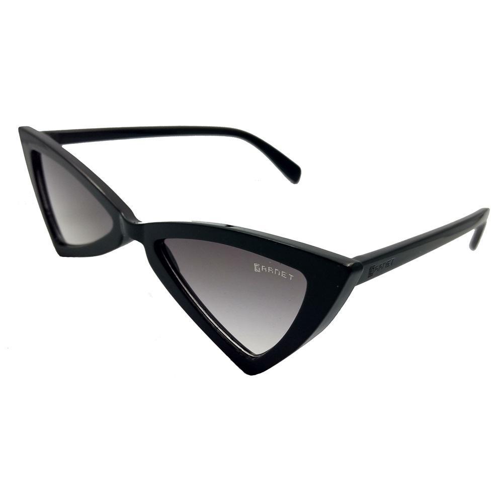 0025ab6d9dd70 óculos de sol lente uva fashion retro gatinho garnet preto. Carregando zoom.