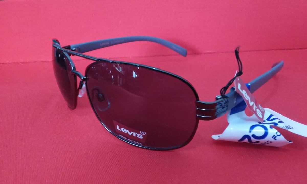 Oculos De Sol Levis 100% Uv Solar Frete Gratis Original Usa - R  125 ... 7b1abda8fc