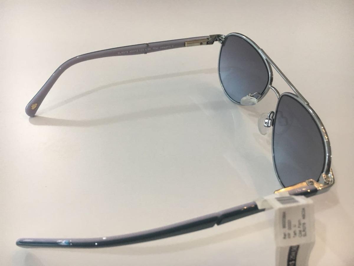 506d947c69a79 óculos de sol lilica ripilica - aviador azul. Carregando zoom.