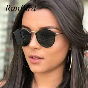 9d3d9b37c Oculo Sol Aviador Feminino Com Proteção Solar - Óculos no Mercado Livre  Brasil