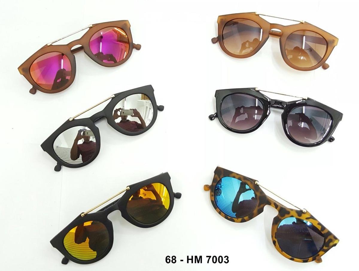 e6c3b309263ed Óculos De Sol Lindos!! Da Ks Proteção Uv - R  79