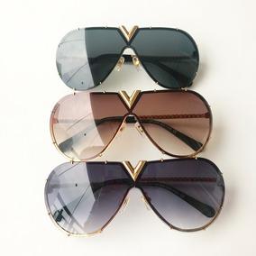 ae507bcea Oculos Louis Vuitton De Sol - Óculos no Mercado Livre Brasil