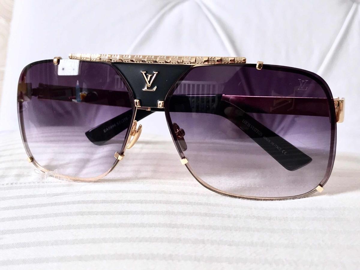 Óculos De Sol Louis Vuitton Moderno - R  149,00 em Mercado Livre 55ae1b1bde