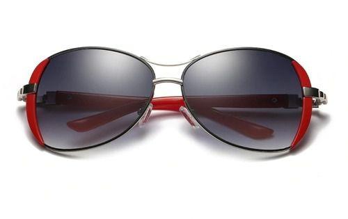 b2c5d64f1bfe4 Óculos De Sol Luxo Feminino Oval Hdcrafter - R  120