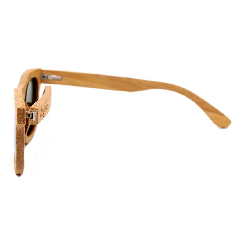 e9ff647a18550 óculos de sol madeira bambu lente polarizada - original. Carregando zoom.