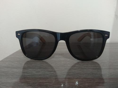 óculos de sol madeira bambu uv400 unissex dreams nome