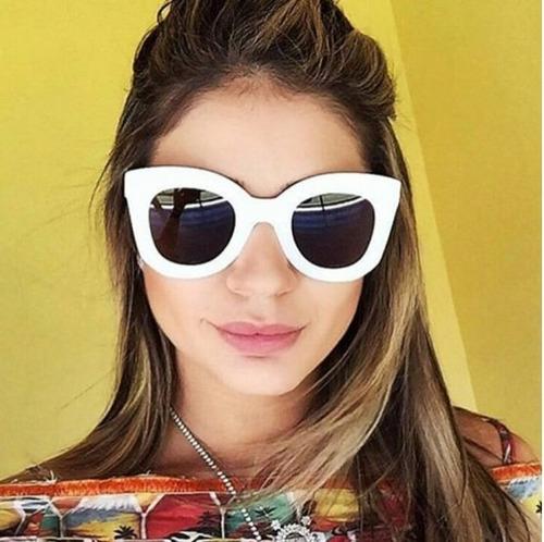 óculos de sol madeliny branco