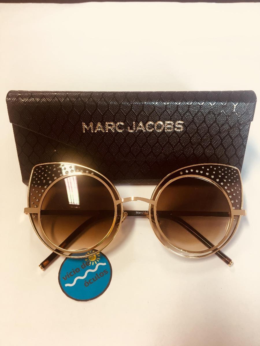 óculos de sol marc jacobs gatinho replica original proteção. Carregando  zoom. ceff458aa8