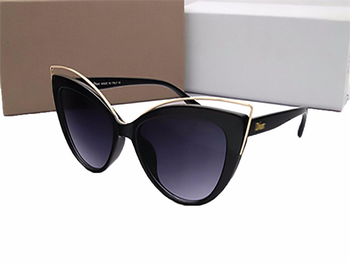 óculos de sol marca dior 359 mulher moda praia+ acessórios. Carregando zoom. a92627c9f0