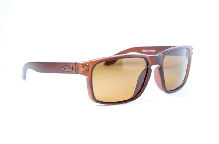 84e14169ed3b8 Óculos De Sol Marrom Quadrado Lentes Polarizada Masculino - R  89,00 ...