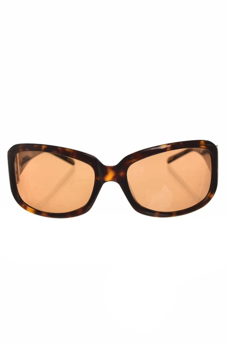 59682ed6c óculos de sol marrom turtle feminino ralph lauren original. Carregando zoom.