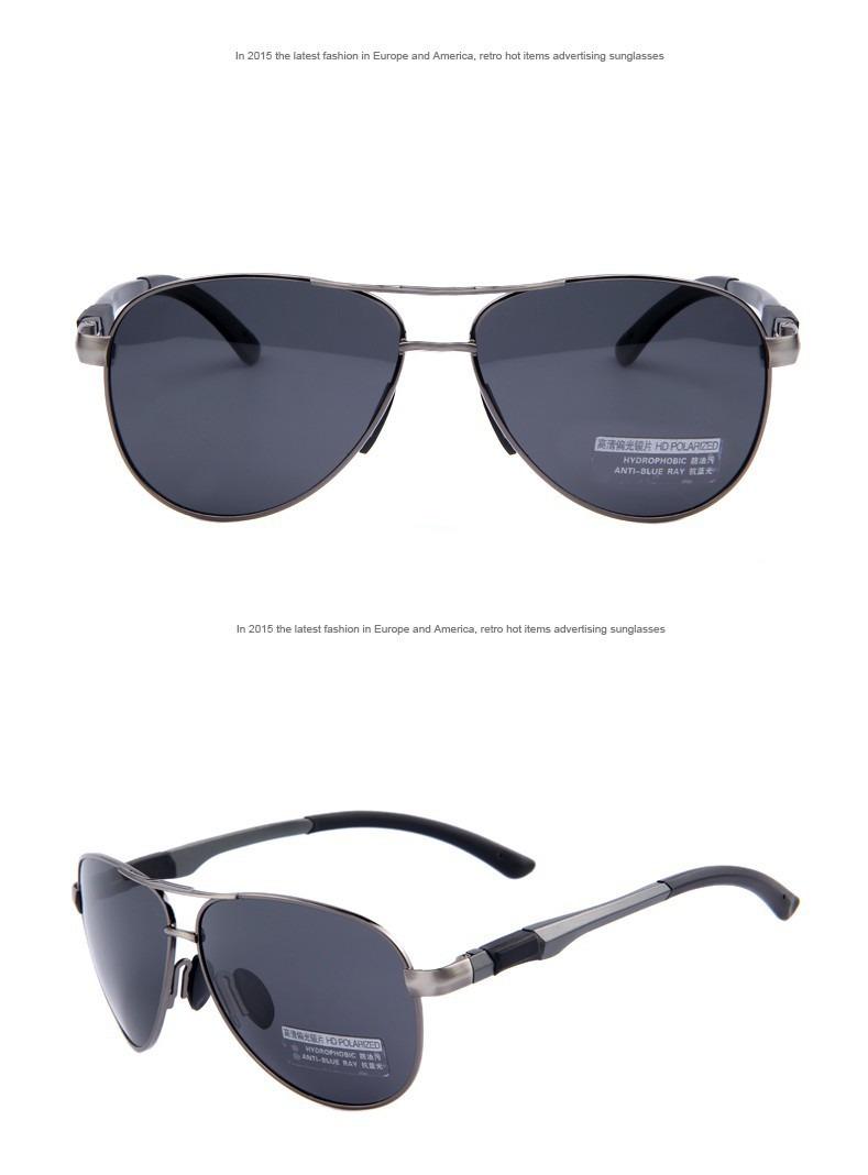 219ff9274 Óculos De Sol Masc.- Lente Polarizada Hd - Merry's Stocklar - R$ 99 ...