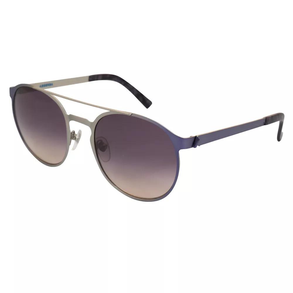 8f92b71a3 Óculos De Sol Masculino Absurda Brooklin Lav.acet./prata - R$ 90,00 em  Mercado Livre