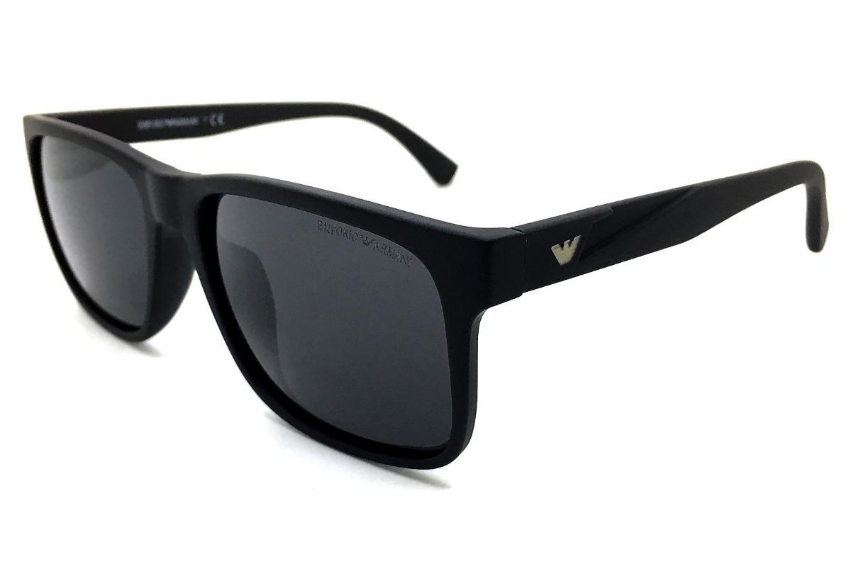 e7fc18c52bcba óculos de sol masculino armani ea4071 polarizado premium. Carregando zoom.