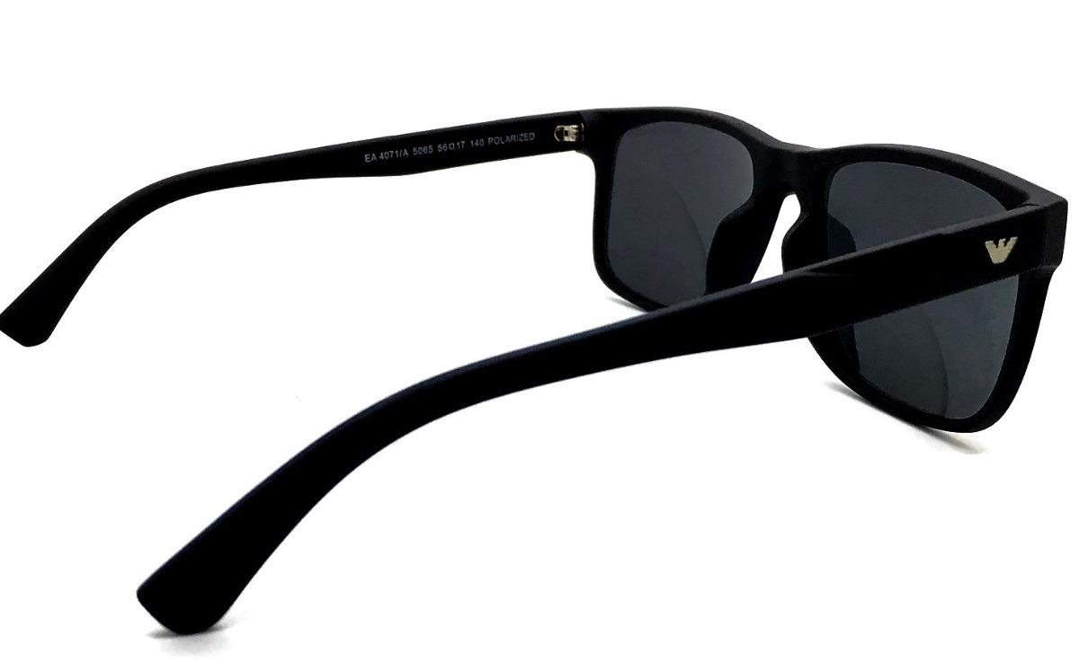 óculos de sol masculino armani ea4071 polarizado premium. Carregando zoom. 5e4dc1f112