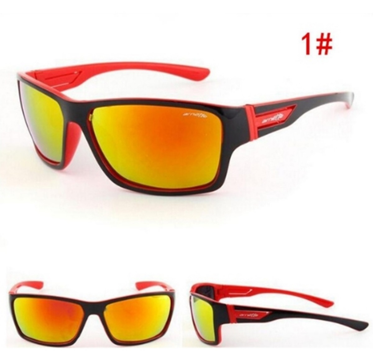 14d918aac93fe óculos de sol masculino arnette proteção uv400 barato. Carregando zoom.