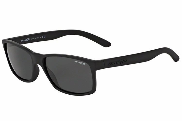 b2afbf234ab3f Óculos De Sol Masculino Arnette Slickster An4185 447 87 - R  215