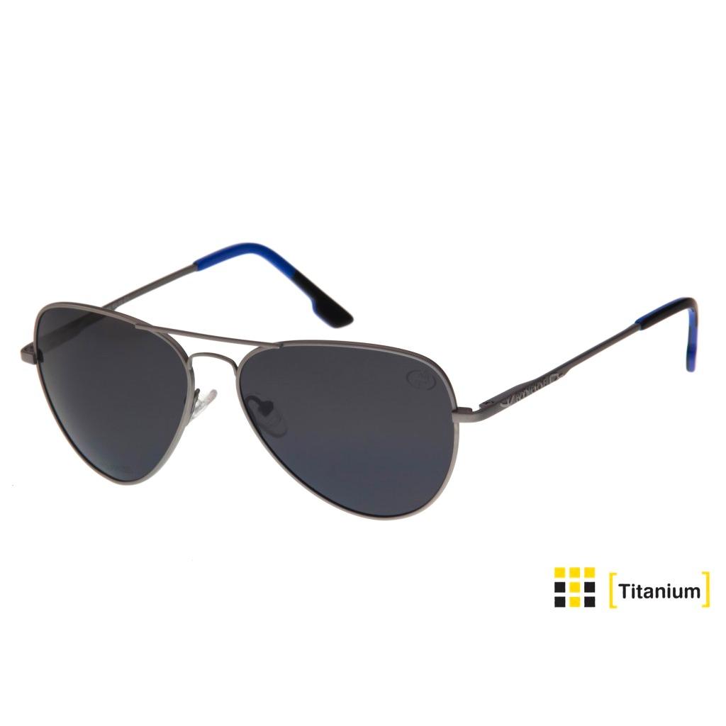 345acbe91c8af óculos de sol masculino aviador 100% lentes polarizado. Carregando zoom.