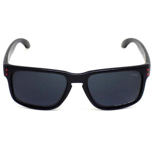 8f593afc3380a Óculos De Sol Masculino Cannes 009102 T 40 C Preto Fosco - R  161